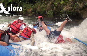 Rafting Lacanja