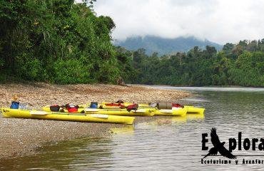 Kayak Chiapas