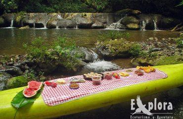 Lunch Kayak